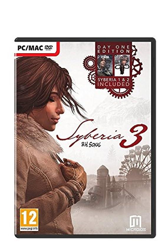 責任者大聖堂失業者Syberia 3 Day One Edition (PC DVD) (輸入版)