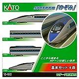 KATO Nゲージ 500系 新幹線 のぞみ 基本 4両セット 10-510 鉄道模型 電...