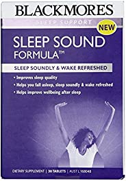 Blackmores Sleep Sound Formula (30 Tablets)