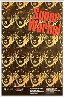 ポスター アンディ ウォーホル Super Warhol 2003 額装品 アルミ製ベーシックフレーム(ホワイト)