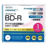 BD-R 25GB録画用6倍速プリンタブル 36-372【まとめ買い10個セット】