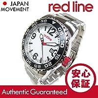RED LINE(レッドライン)60013 Ignition/イグニッション ホワイト文字盤 メタルバンド 自動巻き メンズウォッチ 腕時計[並行輸入品]