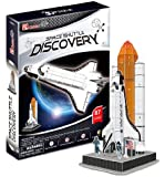 3Dパズル スペースシャトル ディスカバリー