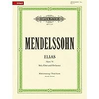 Edition Peters Haftnotizbloecke: F. Mendelssohn Bartholdy