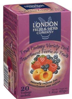 【ロンドンフルーツ&ハーブ】【イギリス土産】フルーツファンタジーバラエティーパック(20パック入)