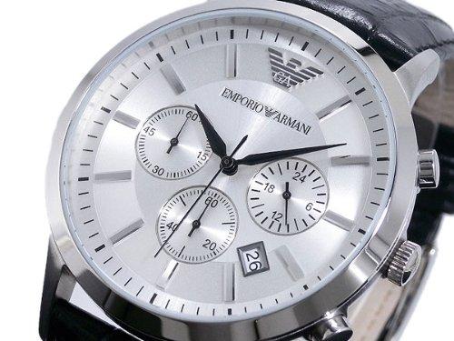 エンポリオ アルマーニ EMPORIO ARMANI 腕時計 AR2432 腕時計 海外インポート品 エンポリオアルマーニ mirai1-24375-ak 並行輸入品 簡易パッケージ品