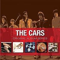 The Cars  5CD ORIGINAL ALBUM SERIES BOX SET