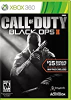 Call of Duty: Black Ops II (Revolution Map Pack Included) - Xbox 360 [並行輸入品]