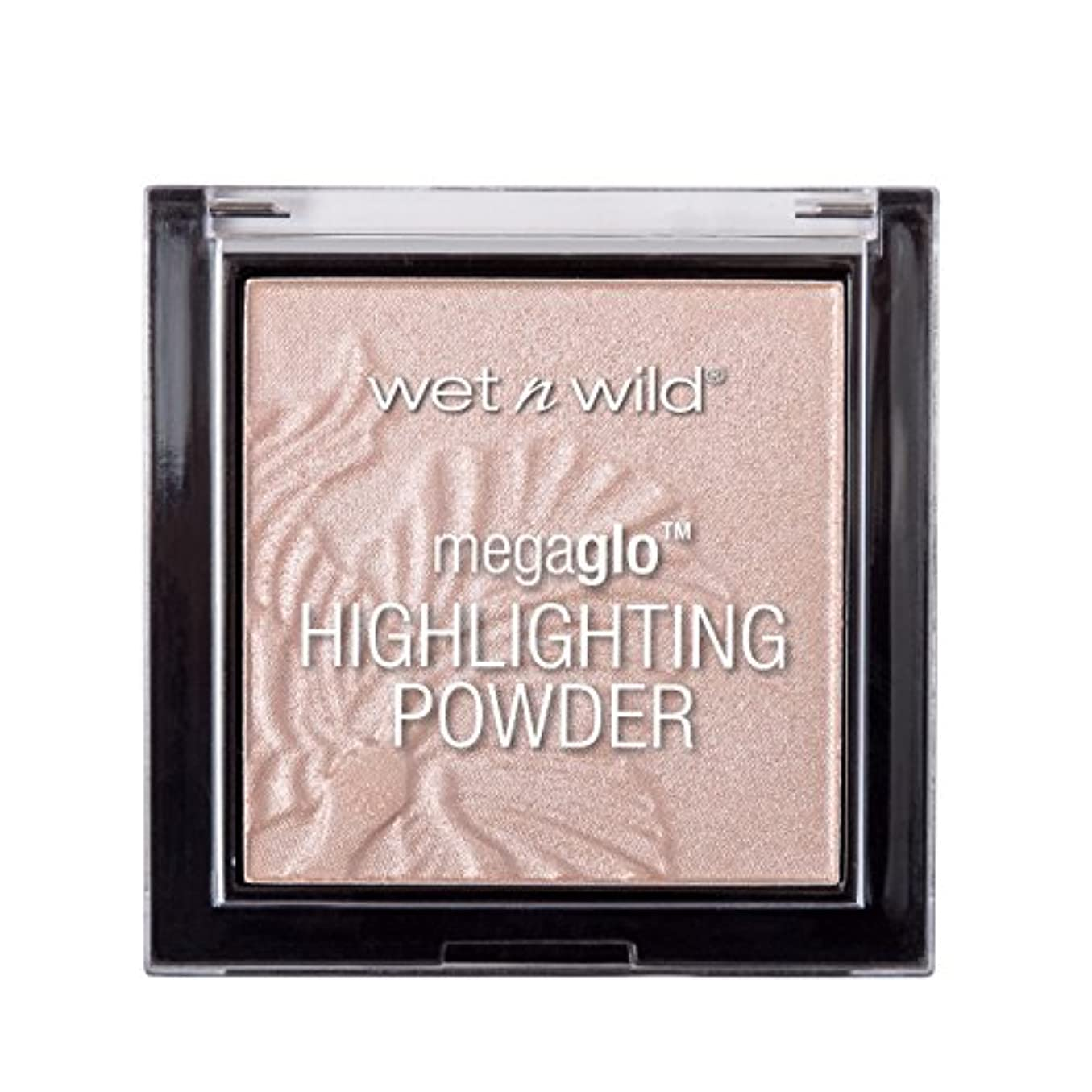 遠洋の悪意性能WET N WILD MegaGlo Highlighting Powder - Blossom Glow (並行輸入品)