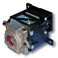 w9000互換BenQプロジェクターランプハウジング、150日保証付き