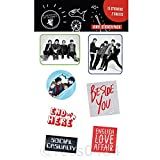 (5 Seconds of Summer Band SOS) - Sticker Pack (5 Seconds of Summer Band SOS)