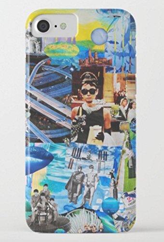オードリー・ヘップバーン society6 iPhone 7/7 Plusケース (iPhone 7, Audrey16) [並行輸入品]