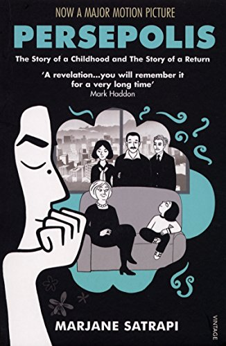 Persepolis : The Story of a Childhood and The Story of a Returnの詳細を見る