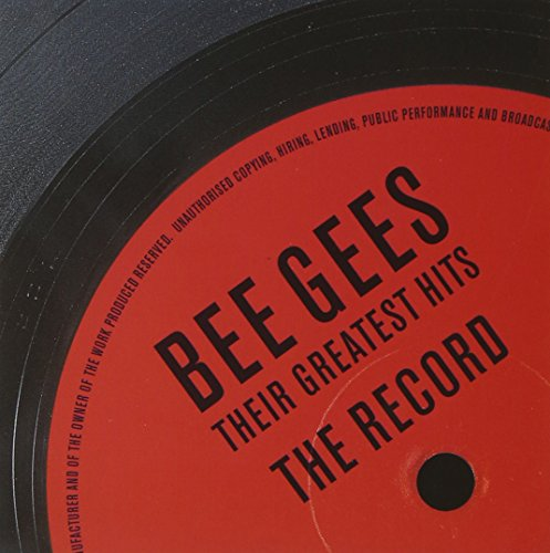 Bee Gees Their Greatest Hits: The Record