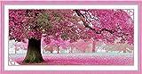 クロスステッチ 刺繍キット 大樹桜満開