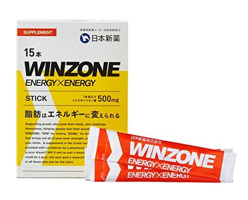 日本新薬 WINZONE ENERGYxENERGY(ウィン...