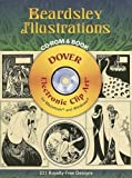 Beardsley Illustrations CD-ROM and Book (Dover Electronic Clip Art)