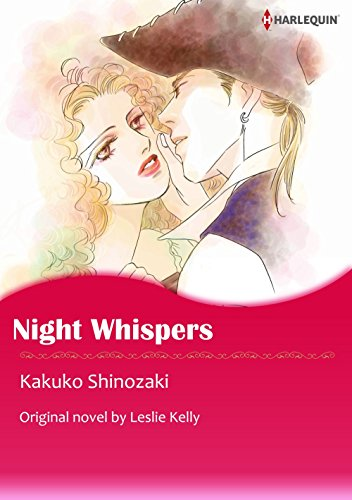Download Night Whispers: Harlequin comics (English Edition) B01C6SG5Q6