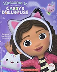 Welcome to Gabby's Dollhouse (Gabby's Dollhouse Storybook with H