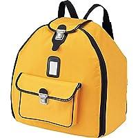 九桜 剣道 道具袋 ファッションナイロン ボストン少年用リュック式 黄 FN73Y