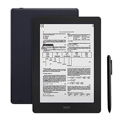 BOOX Note S 9.7 電子ペーパー pdf 薄型 軽量 PDF読み込み Ebook Reader
