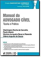 Manual do Advogado Cível - Coleção Manuais das Carreiras