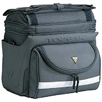 TOPEAK(トピーク) TourGuide Handlebar Bag DX ブラック