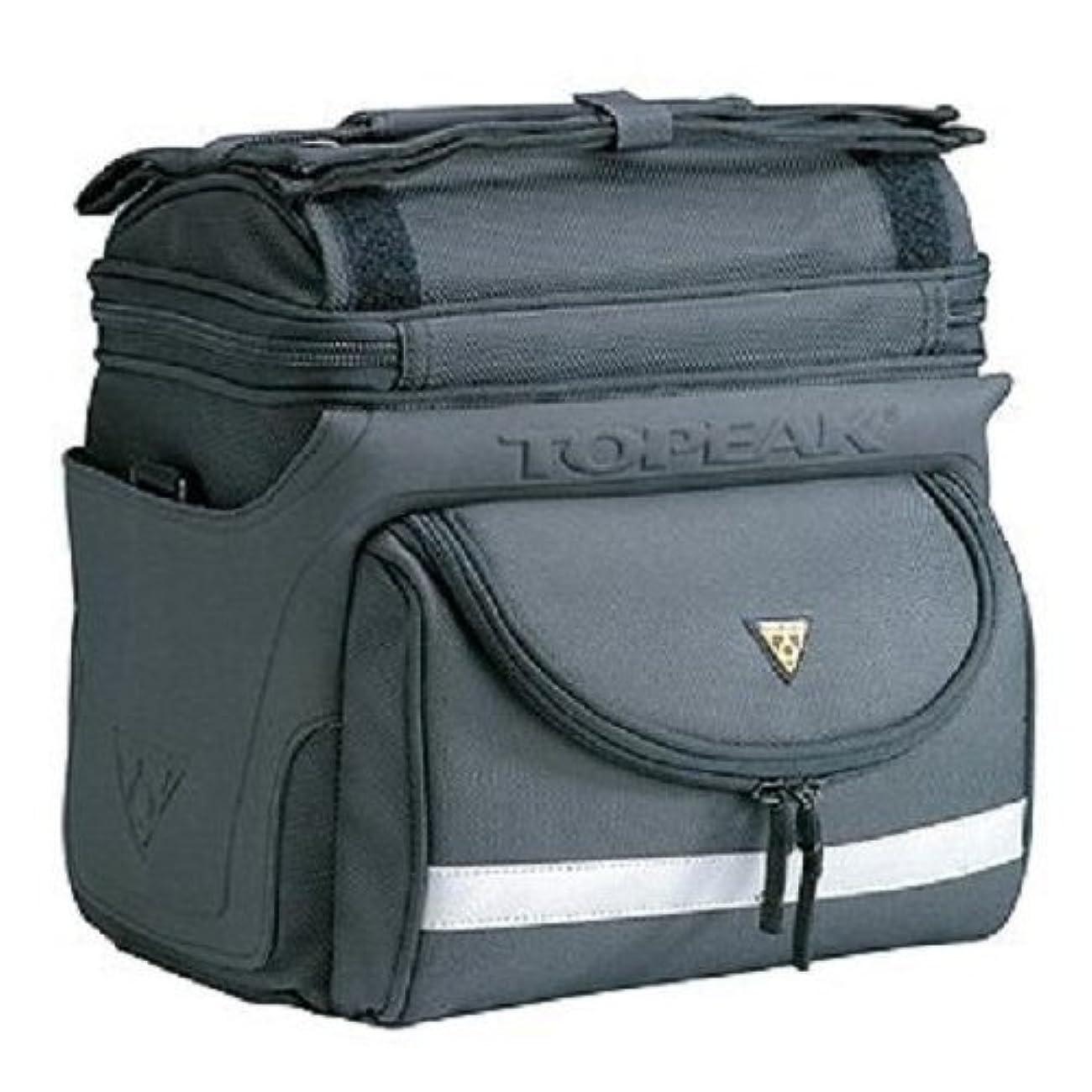 キー条件付き吸うTOPEAK(トピーク) TourGuide Handlebar Bag DX ブラック