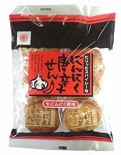 川島屋 にんにく唐辛子せん 14枚×4袋