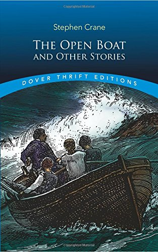 Download The Open Boat and Other Stories (Dover Thrift Editions) 0486275477