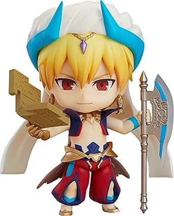 ねんどろいど Fate/Grand Order キャスター/ギルガメッシュ 霊基再臨 Ver. ノンスケール ABS&PVC製 塗装済み可動フィギュア