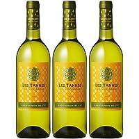 [3本セット] レ・タンヌ オクシタン ソーヴィニヨン・ブラン(Les Tannes en Occitanie Sauvignon Blanc) ドメーヌ・ポール・マス 白ワイン フランス 750ml×3本