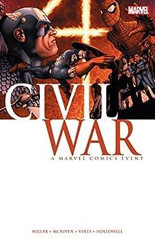 [Millar, Mark]のCivil War (English Edition)