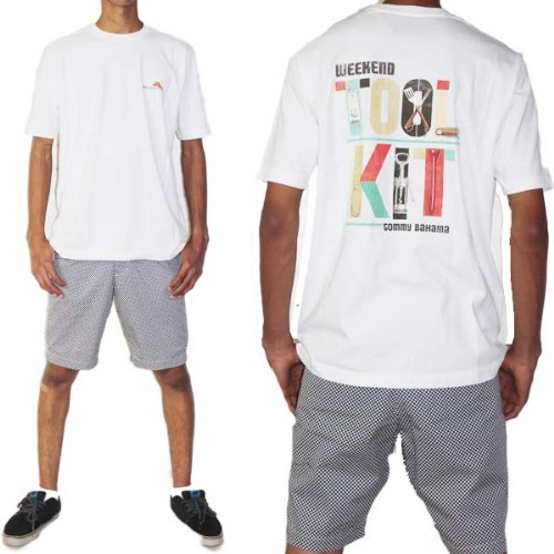 【Tommy Bahama トミーバハマ】Weekend Tool Kitメンズ半袖Tシャツ