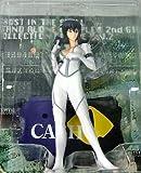 攻殻機動隊 S.A.C. 2nd GIG コレクションフィギュアvol.2 草薙素子 キャッツアイVer. 単品