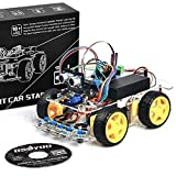 OSOYOO Arduino 多機能教育ロボットカー スターターキット 電子工作