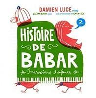 Histoire De Babar-Impressions D'e