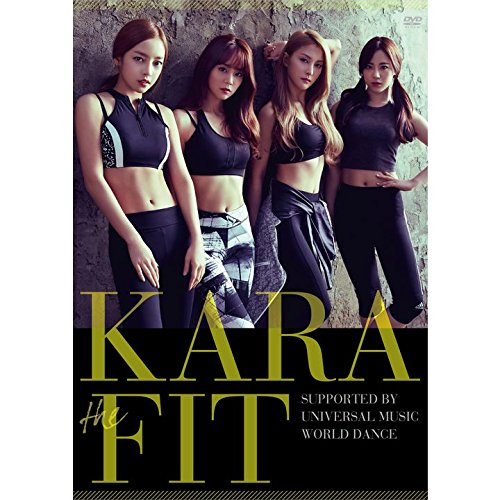KARA the FIT Special Box [DVD]