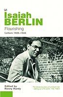 Flourishing: Letters 1928-1946