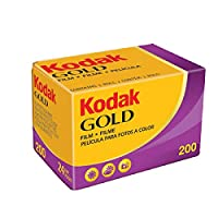 Kodak 6033963ゴールド200 135 / 24 Film (Pack of 2 )
