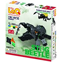 ラキュー (LaQ) インセクトワールド(InsectWorld) クワガタムシ