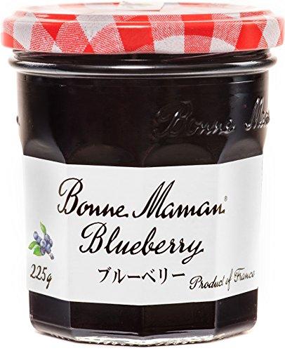 エスビー食品『ボンヌママン ブルーベリージャム』