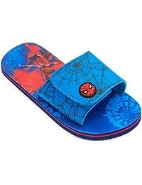ディズニー(Disney) スパイダーマン サンダル ビーサン ビーチサンダル 靴 子供用 キッズ 男の子 女の子 約20cm[並行輸入品]Spider-Man Sandals for Kids Size:13/1