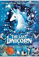 The Last Unicorn [DVD]