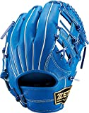 ZETT(ゼット) 少年野球 軟式 グラブ(グローブ) ネオステイタス オールラウンド用 右投げ用 ブルー(2300) サイズ:M(身長130~145cm向け) BJGB70010