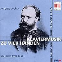 Piano Works for Four by A. Dvorak (2008-12-03)