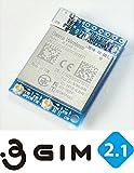 3GIM V2.1【GPS専用フレキアンテナ付】は、世界最小サイズの3G通信モジュールで、Assisted GPS機能を持つGNSS(GPS&GLONASS)によって短時間で位置情報を取得でき、誰もが簡単に3G通信できる製品です。IoTデバイス&ゲートウェイとして、誰もが短時間で簡単にArduino上のセンサデータを扱うことができ、インターネット連携することが可能となります。自動車や動物・人などの移動体の追跡システムで利用でき、その他農業用モニタリングや太陽光発電量モニタリング、子どもの見守りシステム、防災監視モニタリングや会議室環境モニタリングなどでも利用できます。(3G通信ご利用のマイクロSIMカードが必要です。iijmio,soracom,sonet,dtiなどがご利用頂けます)