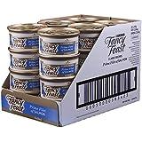 Fancy Feast Prime Filet Of Salmon, 24X85g