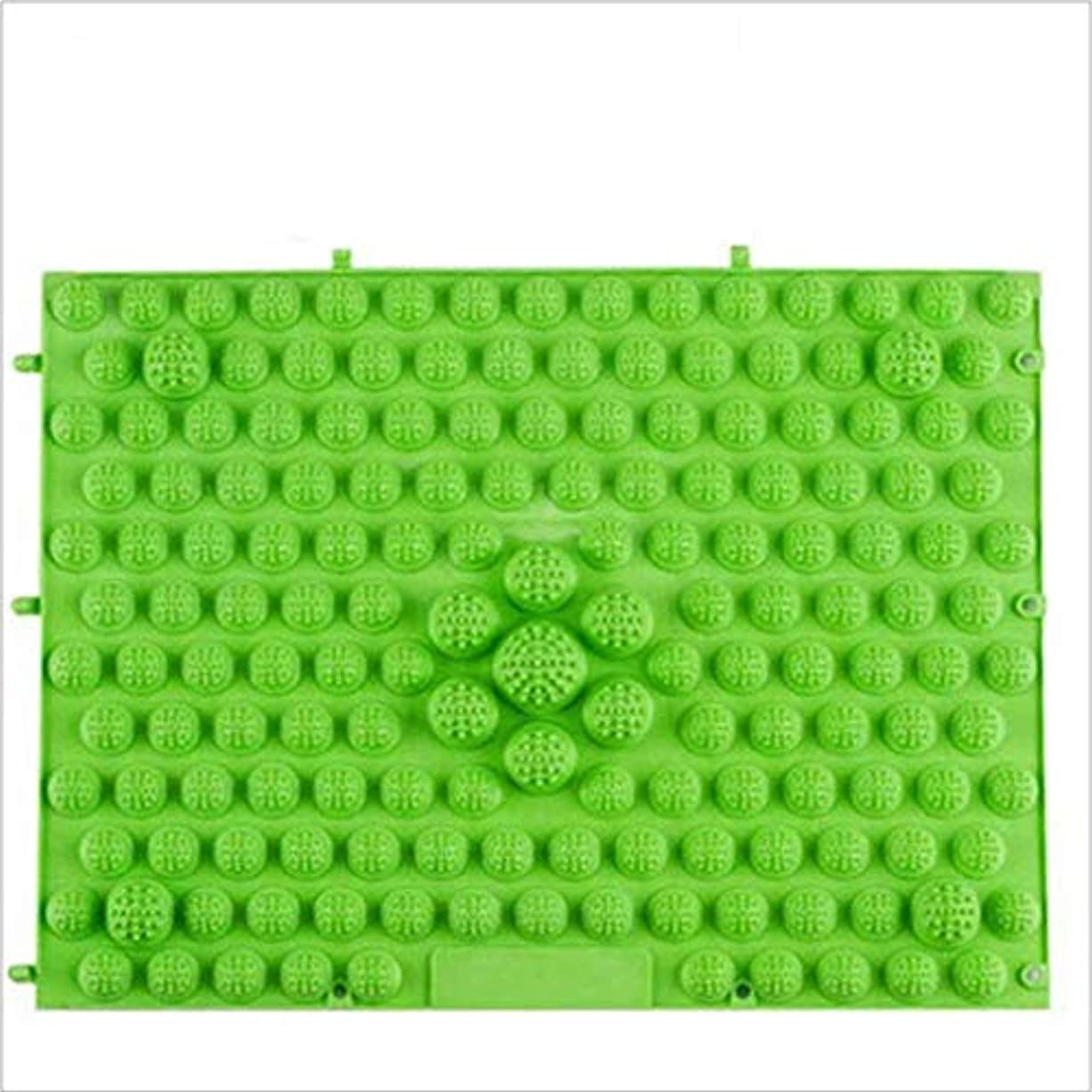拡声器苦味不愉快ウォークマット 裏板セット(ABS樹脂製補強板付き) (グリーン)