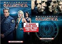 Battlestar Galactica : Season 2.0 & 2.5 [DVD] [Import]